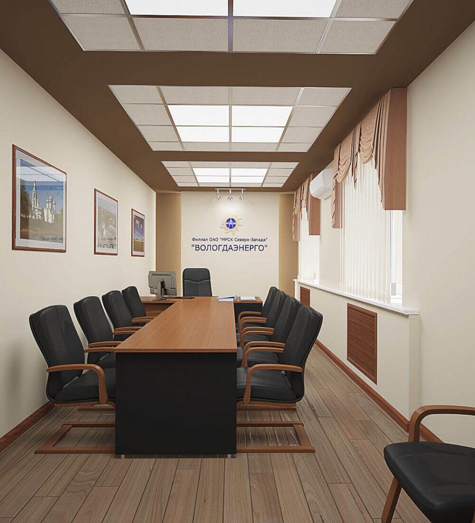 Кабинет руководителей отделов